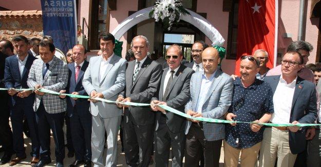 Bursa'nın kalbine yeni gençlik merkezi!