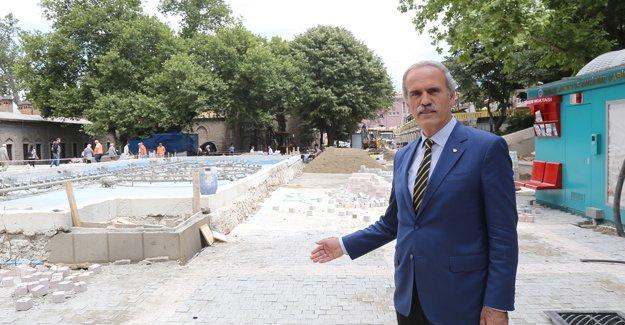Büyükşehir Belediyesi Bursa'ya estetik bir görünüm kazandırıyor!