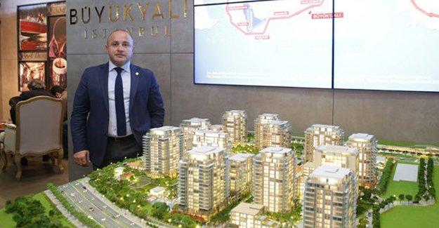 Büyükyalı İstanbul ön talep toplamaya devam ediyor!
