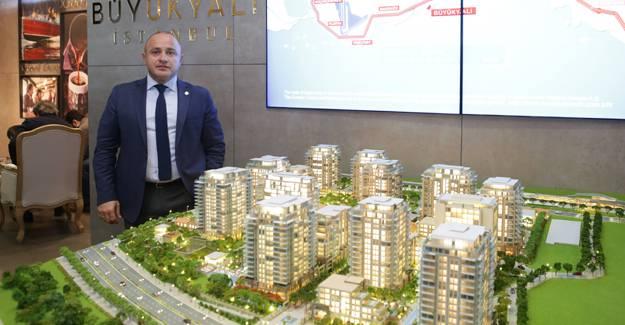 Büyükyalı İstanbul'un 4 mahallesine 2 bin talep geldi!