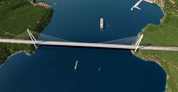 Çanakkale Boğaz Köprüsü'nün çevresindeki arsalar fiyat artışı gösterdi!