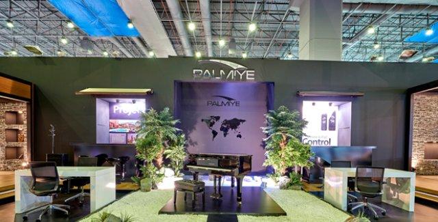 CNR Expo'da Palmiye inovatif ürünlerini sergiledi!