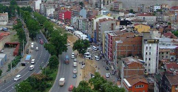 Çömlekçi kentsel dönşüm projesi başladı