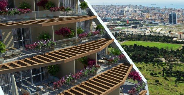 Çukurova Balkon 240 Bin TL'den başlıyor