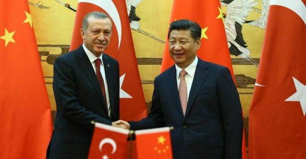 Cumhurbaşkanı Erdoğan'ın Çin ziyaretine Türkiye'nin mega projeleri damga vurdu