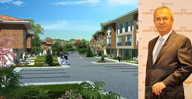 Dekar Yapı 'Bahçeli Ev' konseptini Denizli'ye taşıyor!