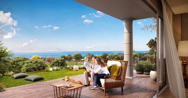 Deniz İstanbul Kalyon Evleri etabında satışlar devam ediyor!