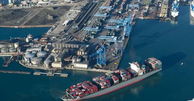 Derince Limanı 350 milyon dolarlık yatırımla 4 ila 6 kat büyüyecek!