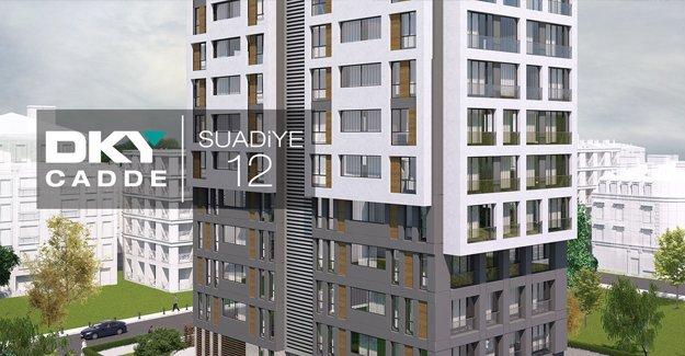 DKY Cadde Suadiye 12 fiyat!