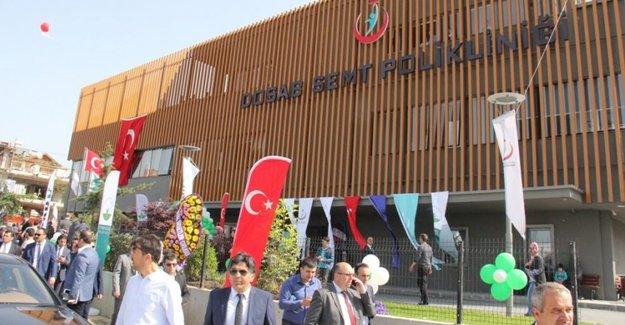 DOSAB Semt Polikliniği açıldı!