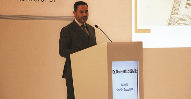 Dr. Halisdemir: 'İkinci Vatan Programı' ile 350 milyar dolarlık girdi sağlamak mümkün