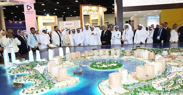 Dubai Cityscape Global 2015'e Türkiye'den rekor katılım!