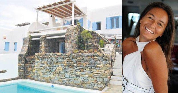 Eda Taşpınar Yunanistan'dan lüks bir villa satın aldı!
