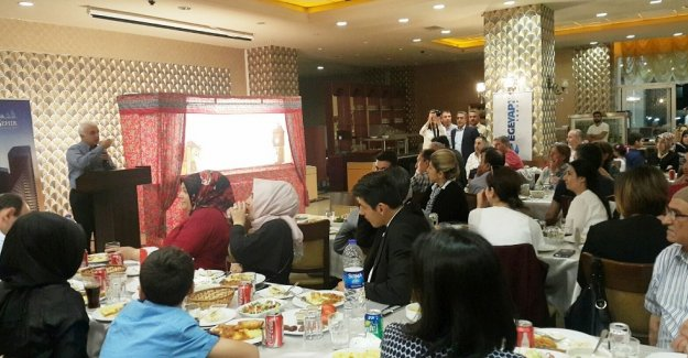 EgeYapı Group kentsel dönüşümü Yenisahra'ya tanıttı!