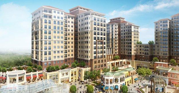 Emaar Square, 2.3 milyar dolar yatırımla Eylül'de açılıyor!