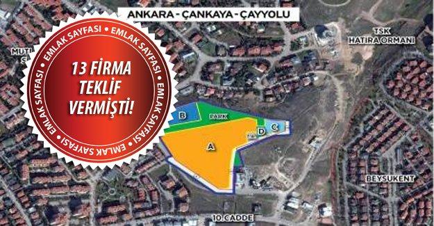 Emlak Konut Ankara Çayyolu ihalesi 2. oturumu 17 Ağustos'ta yapılacak!