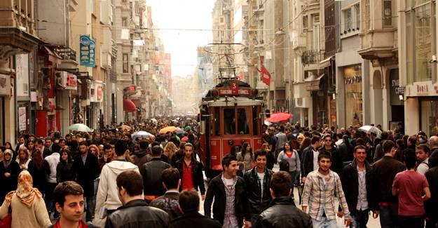 En memnuniyetsiz insanlar İstanbul'da çıktı!