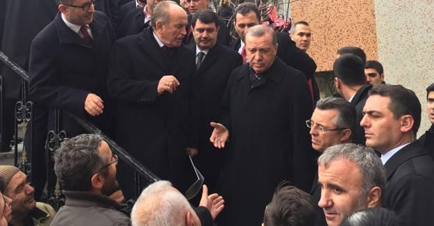 Erdoğan'dan Üsküdar'da dönüşüme tam destek!
