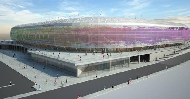 Eryaman Stadyumu'nun temel atma töreni yarın!