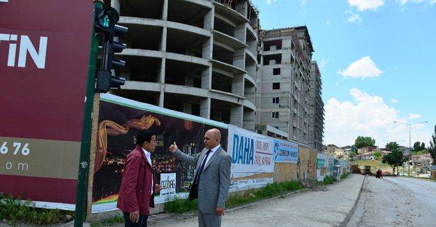 Erzurum Yeşil Yakutiye dönüşüm projesi tamamlanıyor!