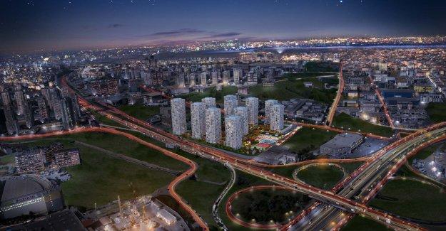 Esenyurt Hep İstanbul Nisan 2017'de teslim!