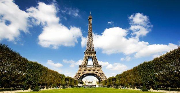 Euro 2016'da Eyfel Kulesi'nde 4 şanslı kişi kalacak!
