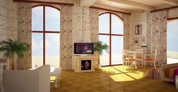Evim Şahane Selim Yuhay'ın evi!
