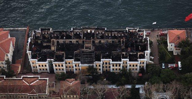 Galatasaray Üniversitesi restorasyonu başlıyor!