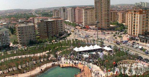 Gaziantep Şehitkamil'de 7 milyona arsa satıldı!