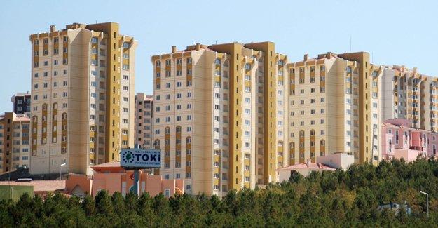 Gaziantep'te TOKİ'nin 2. ihalesi yarın gerçekleşecek!