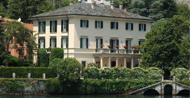 George Clooney evini 100 milyon dolara satıyor!