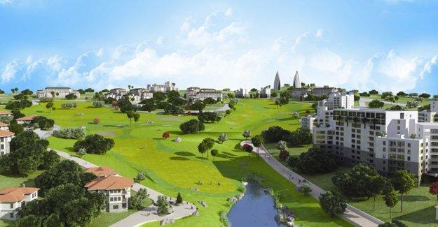 Golfkent Sign of City Awards'ta finalist oldu!