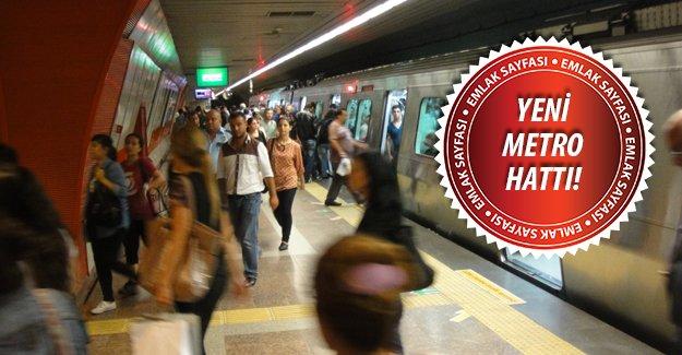 Göztepe Ataşehir Ümraniye metrosuna onay geldi!