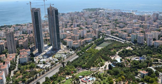 Göztepe-Ziverbey ulaşım hatlarıyla değer kazanacak!
