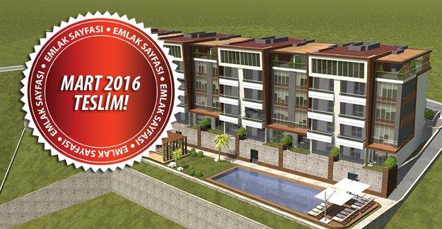Grand Halitpaşa evleri 239 Bin TL'den başlıyor