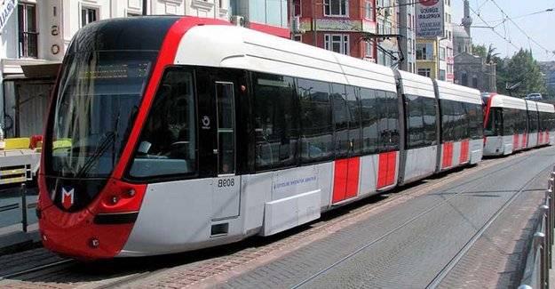 Haliç'e tramvay müjdesi!
