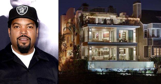 Ice Cube 7.25 milyon dolara malikane satın aldı!
