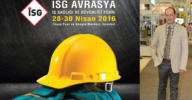 İSG Avrasya 2016 28 Nisan'da başlıyor!