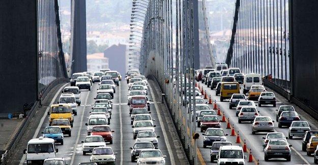 İstanbul'a yapılacak 2 tünele Meclis'den onay geldi!