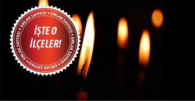 İstanbul Anadolu Yakası'nda 4 Ağustos Salı günü elektrik kesintisi yapılacak...