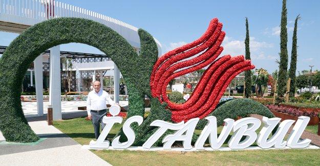 İstanbul Bahçesi Expo 2016 Antalya'da!