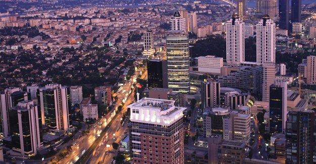 İstanbul'da; 100 metrekare 206 bin TL!