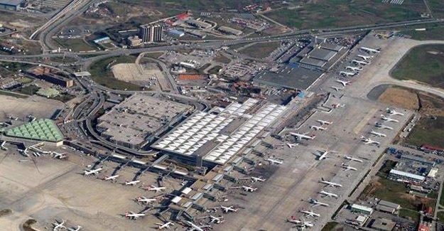 İstanbul'daki 3 havalimanı metroyla birbirine bağlanıyor!