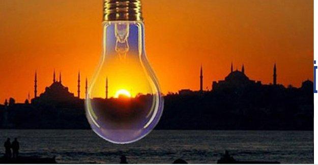 İstanbul elektrik kesintisi! 17 Nisan 2016