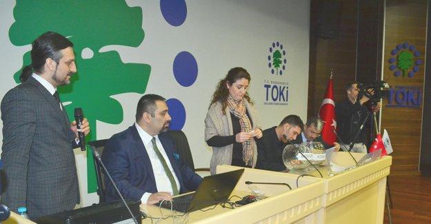 İstanbul Kayaşehir'de 159 konutun sahipleri belirlendi!