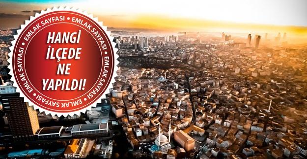 İstanbul'un kentsel dönüşüm raporu açıklandı!