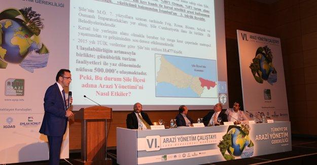 İstanbul'da arazi kullanımına örnek ilçe Şile oldu!