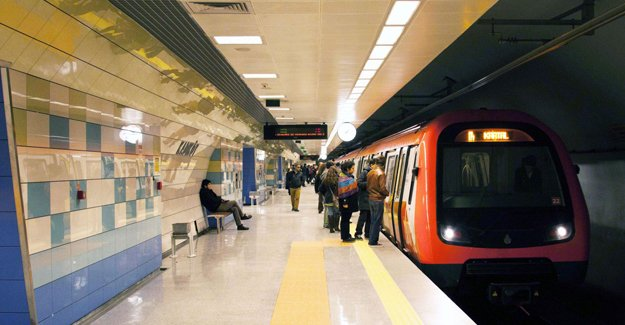 İşte İstanbul'un 6 yeni metro hattı!