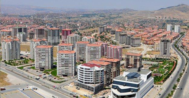 İşte TOKİ Mamak kentsel dönüşüm projesinin detayları!