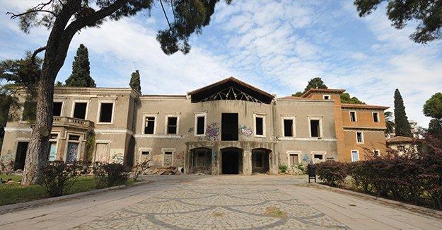 İzmir Büyükşehir Belediyesi Paterson Köşkü'nü restore edicek!